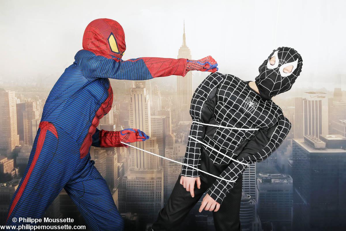 2 spiderman